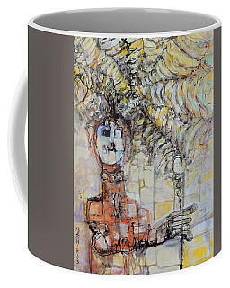 Web Of Memories Coffee Mug