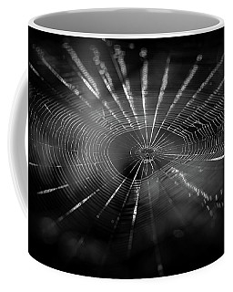 Webbed Coffee Mug by Christopher L Thomley