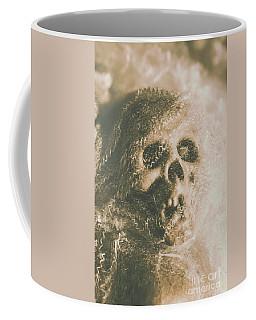 Webs And Dead Heads Coffee Mug
