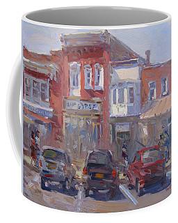 Webster St North Tonawanda Coffee Mug