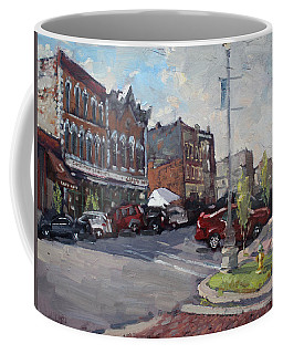 Webster Street North Tonawanda Coffee Mug