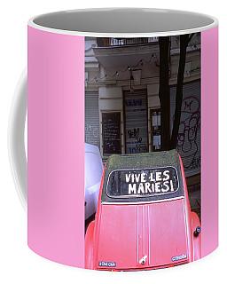 Wedding Car Coffee Mug