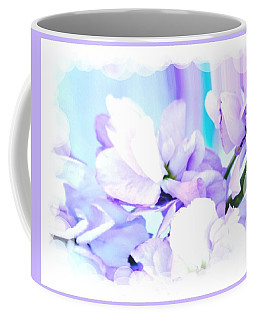 Wedding Flower Pedals Coffee Mug