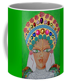 Wedding March -- #3 Hungarian Rhapsody Series Coffee Mug