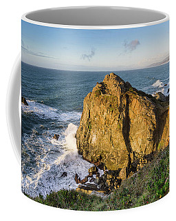 Wedding Rock Evening Light Coffee Mug