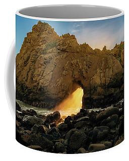 Wedge Of Light Coffee Mug
