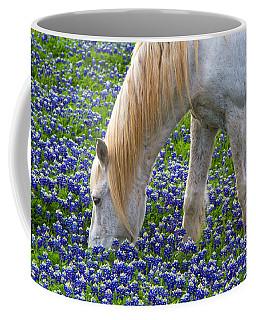 Weeding The Garden Coffee Mug by Gary Holmes