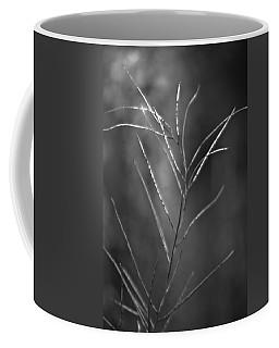 Coffee Mug featuring the photograph Weeds 1 by Catherine Sobredo