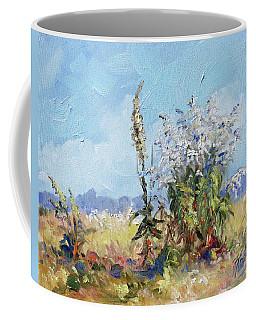 Weeds In Bloom Coffee Mug