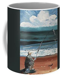 Weekend Fisherman Coffee Mug