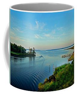 Weeks Bay Going Fishing Coffee Mug