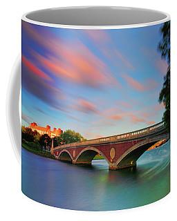 Weeks' Bridge Coffee Mug by Rick Berk