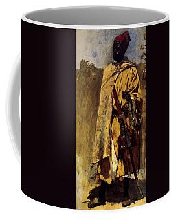 Weeks Edwin Moorish Guard Coffee Mug