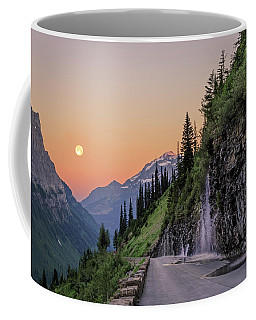 Weeping Wall Dawn Coffee Mug