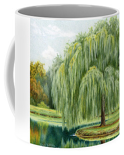 Under The Willow Tree Coffee Mug