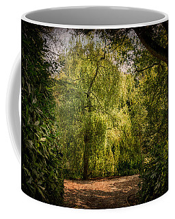 Coffee Mug featuring the photograph Weeping Willow by Ryan Photography