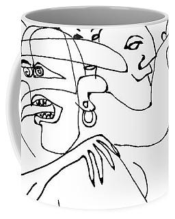 Weirdness 2 Coffee Mug