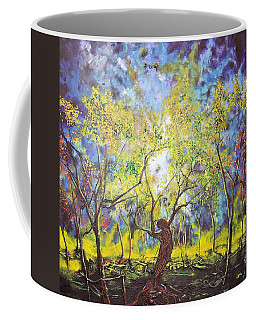 Wekiva Lady Coffee Mug