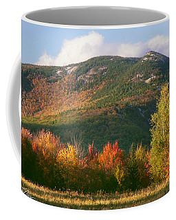 Welch And Dickey Mountains Coffee Mug