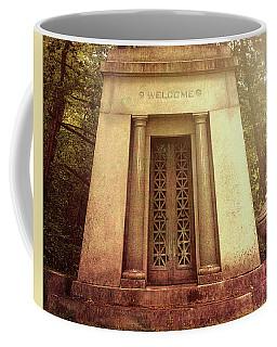 Welcome Coffee Mug by Bob Orsillo