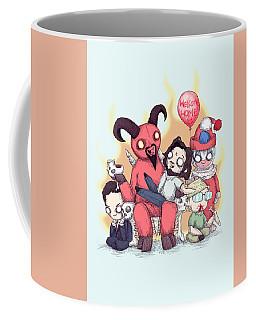Welcome Home, Charlie Coffee Mug