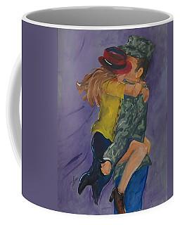 Welcome Home Coffee Mug