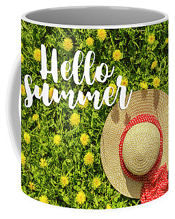 Welcome Summer Coffee Mug