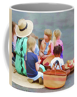 Welcome The Children Coffee Mug