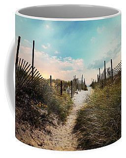 Welcome The Morning Coffee Mug