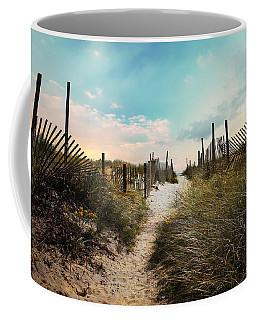 Welcome The Morning Coffee Mug