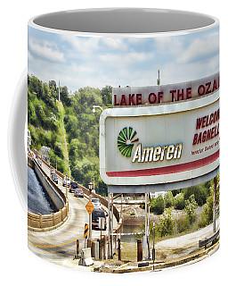 Welcome To Bagnell Dam Coffee Mug