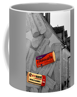 Coffee Mug featuring the photograph Welcome To Bordeaux by Joan  Minchak