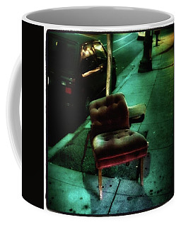 Coffee Mug featuring the photograph Welcome To My Living Room, Pull Up A by Mr Photojimsf