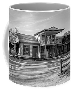 Welcome To Paramount 1927 - Black And White Coffee Mug