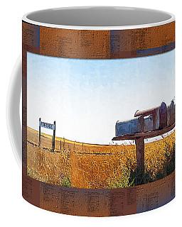 Welcome To Portage Population-6 Coffee Mug