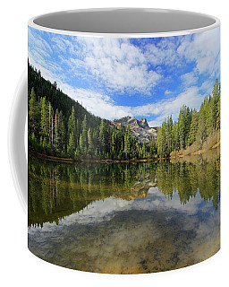 Coffee Mug featuring the photograph Welcome To Sand Pond by Sean Sarsfield