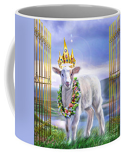 Welcome To The Kingdom Coffee Mug