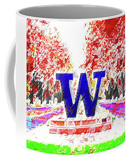 Welcome To Washington Coffee Mug