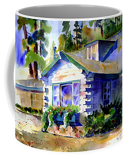 Welcome Window Coffee Mug