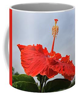 Well Disguised Ladybug Coffee Mug by Mary Haber
