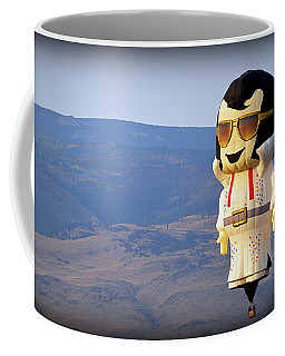 Coffee Mug featuring the photograph Well Hello There by AJ Schibig