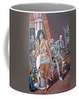 Coffee Mug featuring the painting Well Preserved by Bryan Bustard