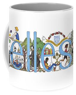 Wellesley College Coffee Mug