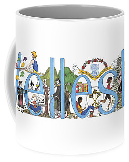 Wellesley College Coffee Mug