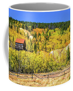 Wellington Ore Bin In The Aspen Coffee Mug