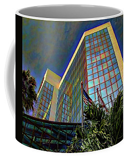 Wells Fargo Building Sarasota Coffee Mug