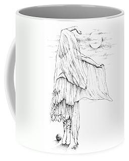 Welsh Witch Coffee Mug