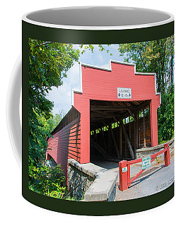 Wertz Covered Bridge Coffee Mug