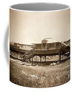 West 207th Street, 1906 Coffee Mug by Cole Thompson