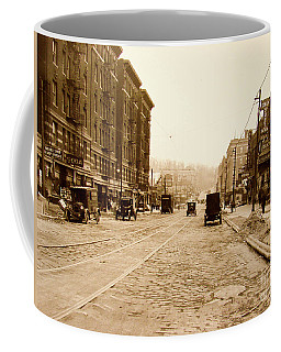 West 207th Street, 1928 Coffee Mug